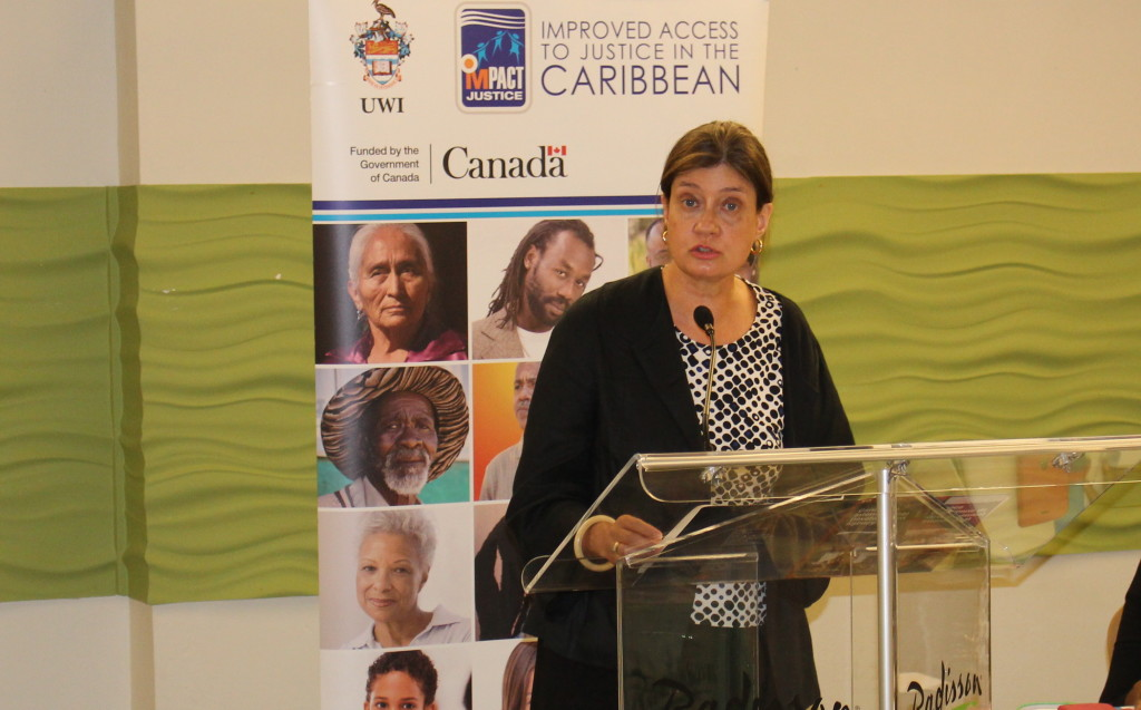 IMPACT Justice Hosts Regional Media Law Conference in Barbados