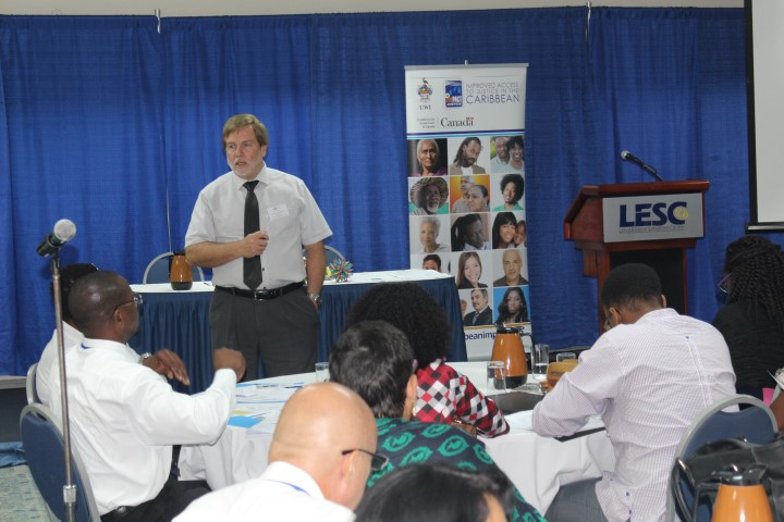 IMPACT Justice hosting training in Restorative Practices and Restorative Justice Conference Facilitation in Barbados