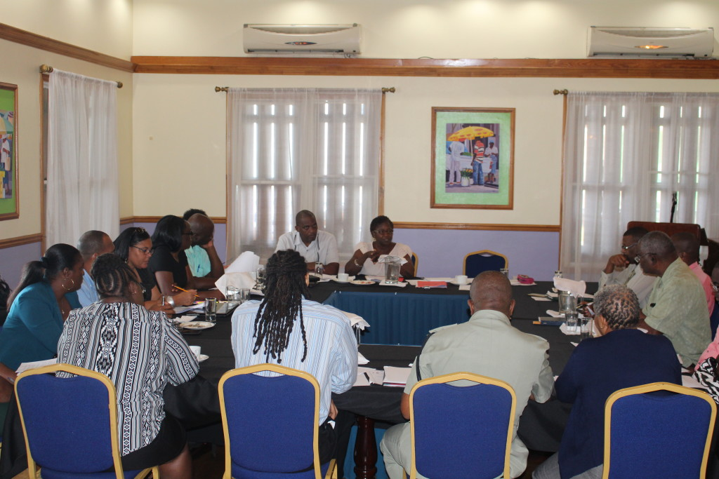 IMPACT Justice Trained Community Mediators in Dominica to Form an Association