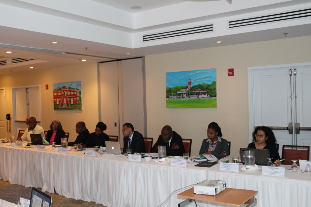 IMPACT Justice hosts its 4th Project Steering Committee Meeting