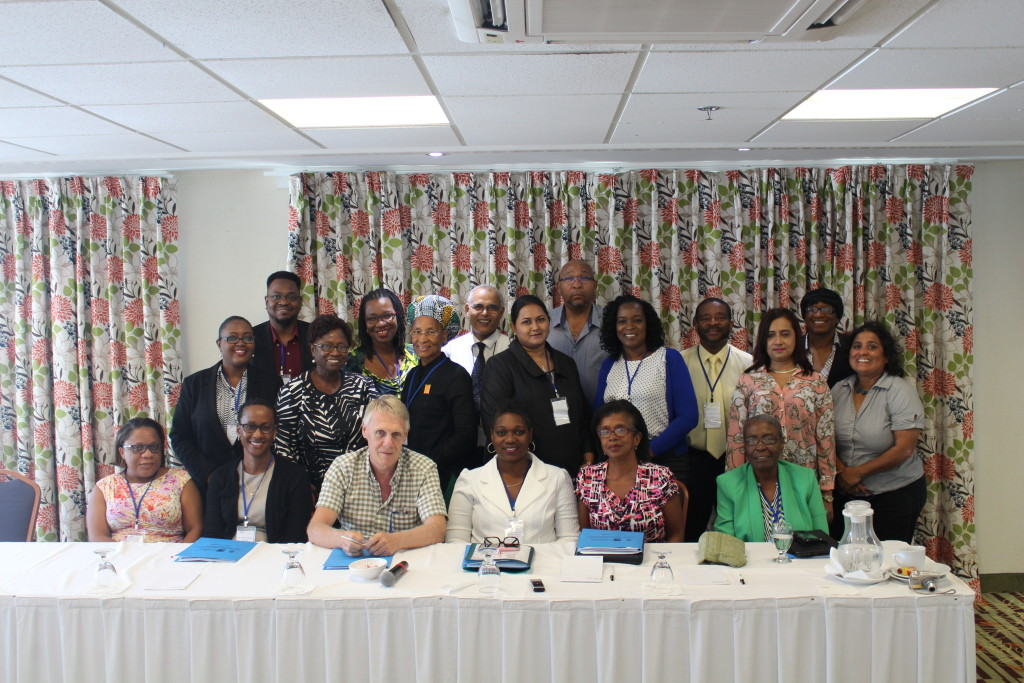 IMPACT Justice and CARPHA Host Meeting on Human Subjects Legislation