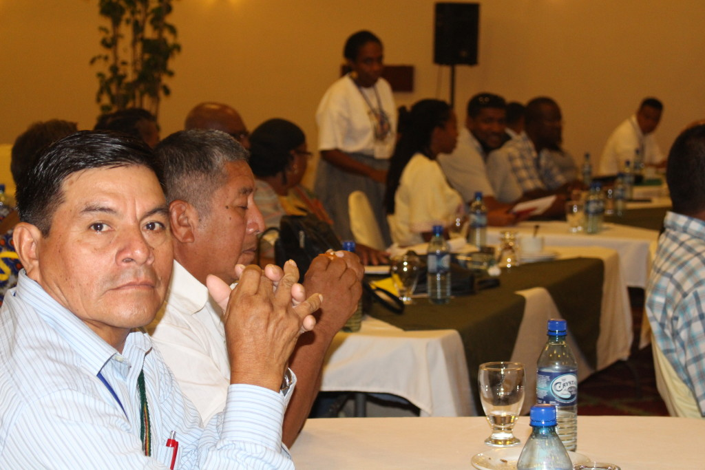 IMPACT Justice Co-Sponsors Meeting and Seminar for Indigenous Peoples