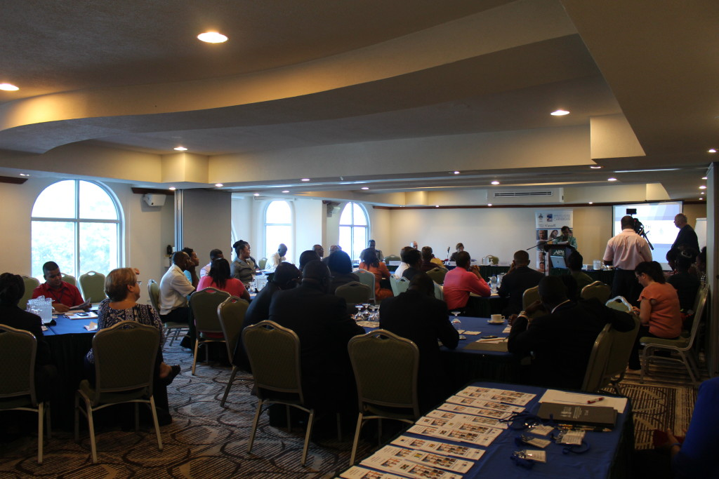 31 Grenada Police Officers Complete IMPACT Justice-sponsored Refresher Workshop